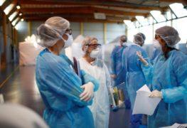 CORONAVIRUS: MÁS DE 704MIL INFECTADOS Y 34MIL MUERTOS