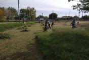 VARELA: INTENSIFICAN LABORES DE LIMPIEZA EN LOS BARRIOS DEL DISTRITO