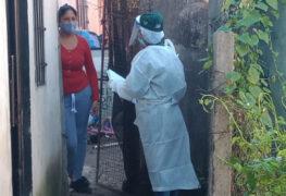 VARELA: NUEVO OPERATIVO SOCIO-SANITARIO EN EL BARRIO LA SIRENA